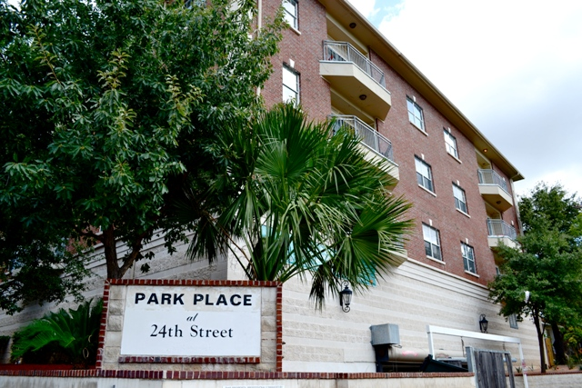 Park West Apartments Austin
