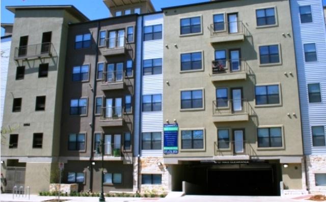 Texan Shoal Creek West Campus Apartments Campus