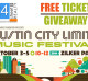 ACL Free Ticket Giveaways