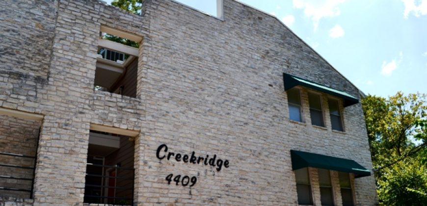Creekridge Condos